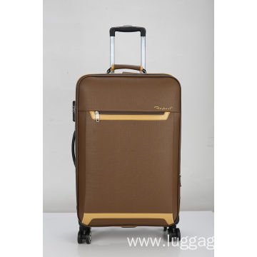 EVA spinner Coded lock trolley luggage